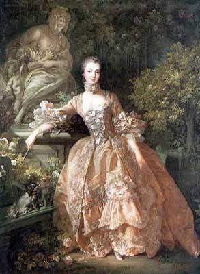 Les Favorites Royales - Jeanne de Pompadour : la favorite qui fut ministre de Louis XV